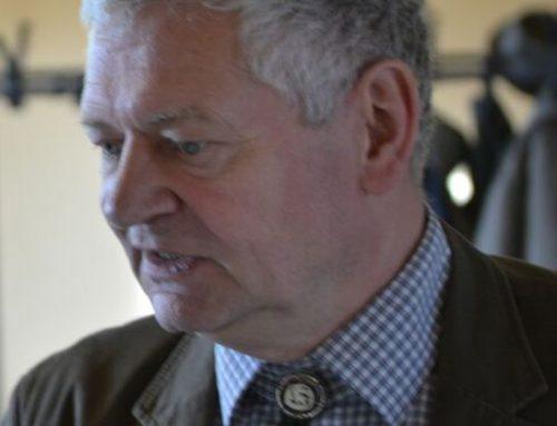 Ortwin Seier, Verabschiedung nach 25 Jahren Vorsitz